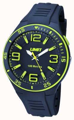 Limit Men's Navy Strap Navy Dial 5569.24