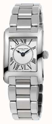 Frederique Constant Womens Carree Stainless Steel Silver Dial FC-200MC16B