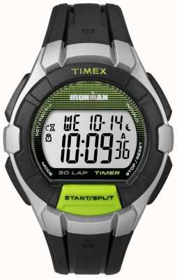 Timex Mens Iron Man Essential 30 Lap Alarm Chronograph Green TW5K95800