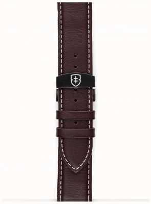 Elliot Brown Men's 22mm Brown Leather Strap Only STR-L05
