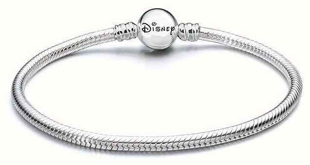 Chamilia Medium Disney Snake Chn Bracelet 19.1cm 1010-0173