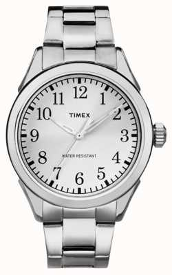 Timex Unisex Briarwood Terrace Silver Tone TW2P99800