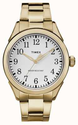 Timex Unisex Briarwood Terrace Gold Tone TW2R10000