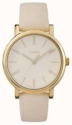 Timex Unisex Originals Tonal Beige TW2P96200