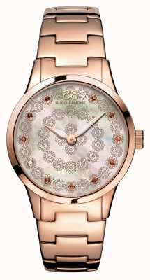 88 Rue du Rhone Rive 32mm Ladies Quartz Rose Gold 87WA153202