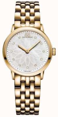88 Rue du Rhone Double 8 Origin Ladies Gold Diamond 87WA152901