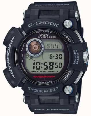 Casio G-Shock Frogman Divers Depth Meter GWF-D1000-1ER