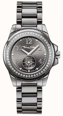 Thomas Sabo Women's Glam Chic Watch Silver WA0160-259-206-33
