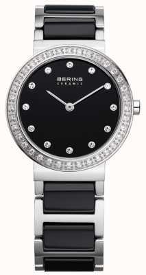 Bering Bering Black Ceramic/Stainlss Steel 10729-702