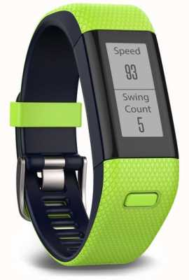Garmin Mens Approach X40 Golf GPS Lime Band 010-01513-03