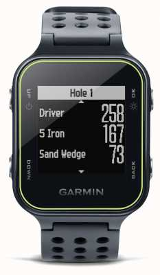 Garmin Mens Approach S20 Golf GPS Black 010-03723-01