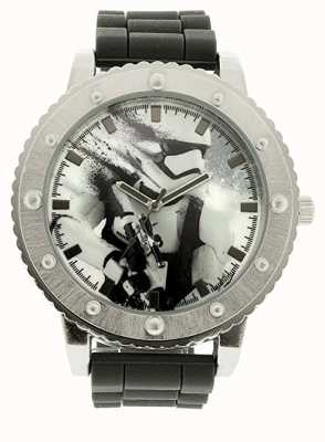 Star Wars Star Wars Storm Trooper Grey Strap SWM1138