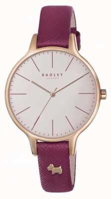 Radley Wimbeldon Ruby Leather Strap RY2416