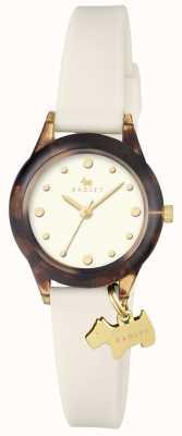 Radley Watch It! Blonde Silicone Strap RY2432