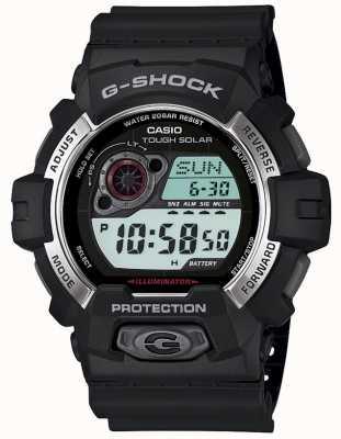 Casio G-Shock Solar Powered Mens Alarm GR-8900-1ER