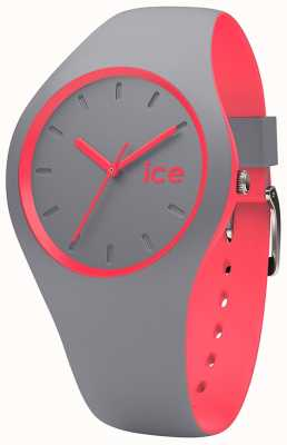 Ice-Watch Unisex Duo Grey Coral Watch DUO.DCO.U.S.16