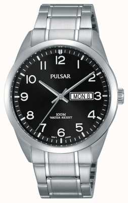 Pulsar Gents Classic Stainless Steel Watch PJ6063X1