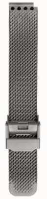 Bering Womans Milanese Grey Mesh Strap PT-15531-BMTX