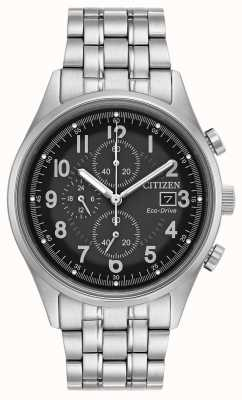 Citizen Men's Eco-Drive Black Dial Chandler CA0620-59H