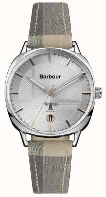 Barbour Womans Mitford Tartan Fabric BB062SLTA