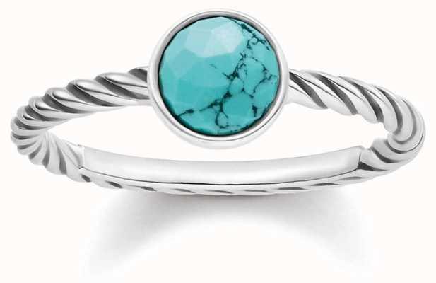 Thomas Sabo Ring TR2130-878-17-56