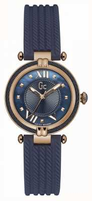 Gc Womans Cablechic Blue Y18005L7