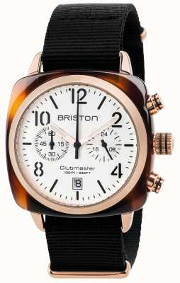Briston Mens Clubmaster Classic Chronograph 17140.PRA.T.2.NB