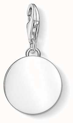 """Thomas Sabo Charm Pendant """"Disc"""" 1428-001-21"""
