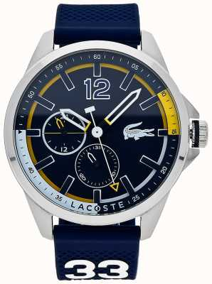 Lacoste Mens Capbreton Navy Chronograph 2010897