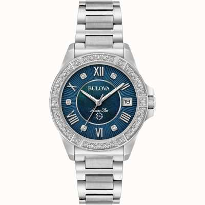 Bulova Ladies Marine Star Diamond 96R215