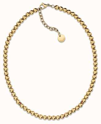 Tommy Hilfiger Womens Gold Plated Necklace 2700793