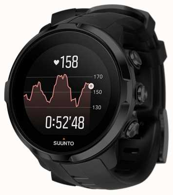 Suunto Spartan Sport (Wrist HR) All Black SS022662000