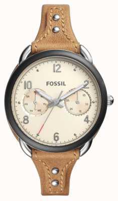 Fossil Womans Tailor Beige ES4175
