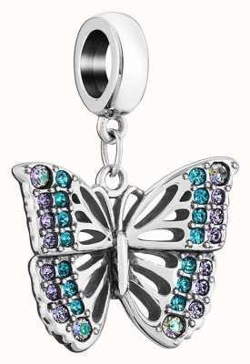 Chamilia Rainforest Butterfly 2025-2234