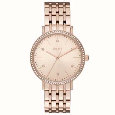 DKNY Womens Minetta Bracelet Watch NY2608