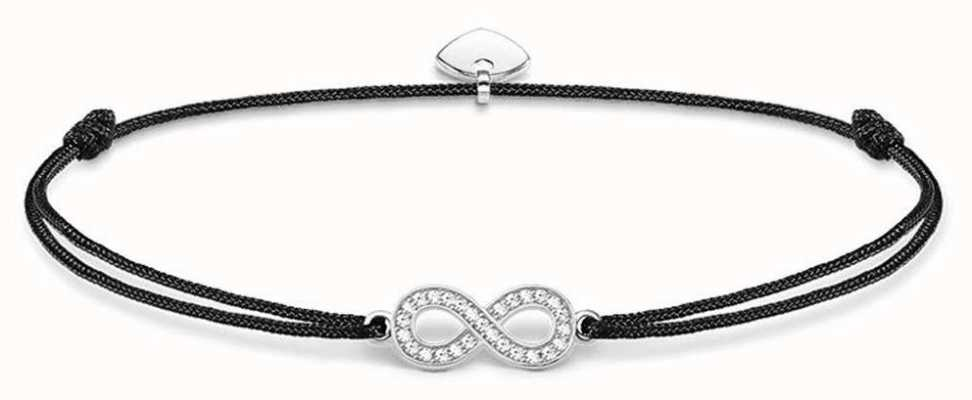 Thomas Sabo Sterling Silver Glam And Soul Little Secrets Infinity LS003-401-11-L20V