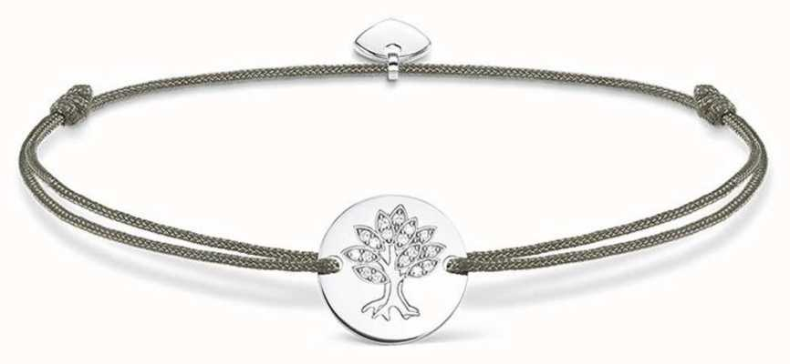 Thomas Sabo Sterling Silver Glam And Soul Little Secrets Tree Of Life LS008-401-5-L20V