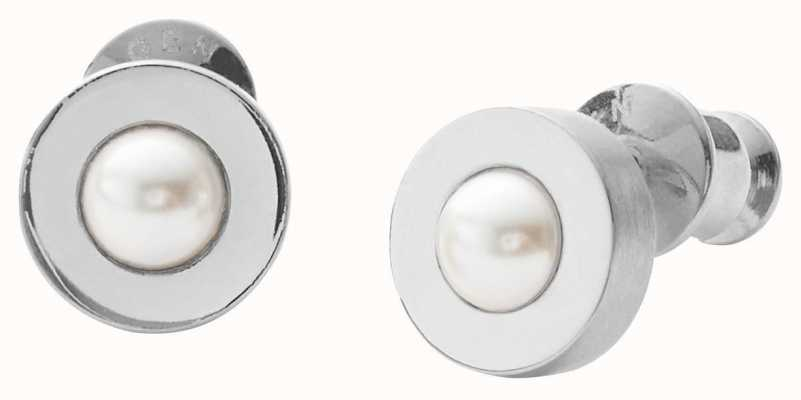 Skagen Womans Stainless Steel Agnethe Earrings SKJ0796040
