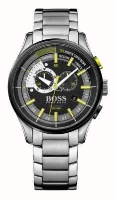 Hugo Boss Mens Yachting Timer II Stainless Steel Chronograph 1513336