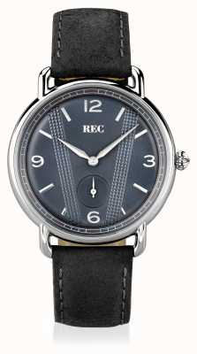 REC Cooper C1 Grey Calf Skin Leather Strap C1