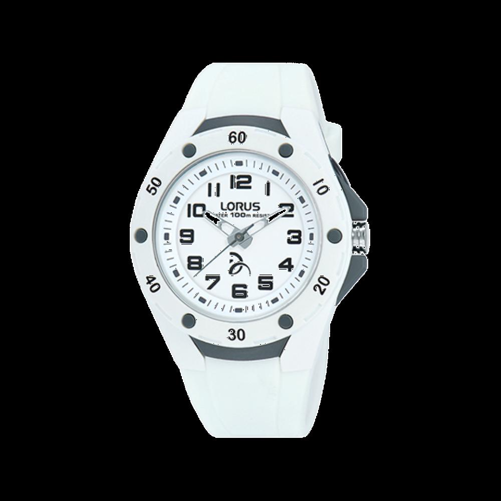 Lorus Novak Djokovic Foundation Kids Watch White R2367lx9 First Class Watches Usa