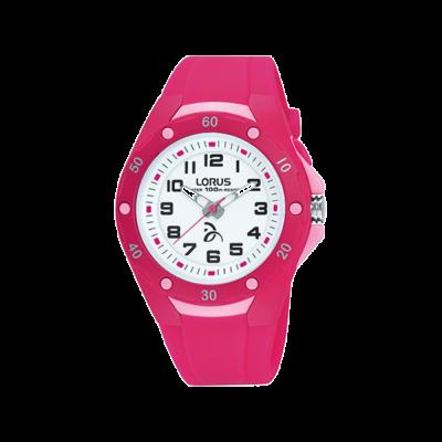 Lorus Novak Djokovic Foundation Kids Watch Pink R2371LX9