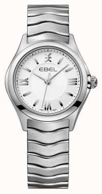 EBEL Wave Womens Stainless Steel Watch 1216374