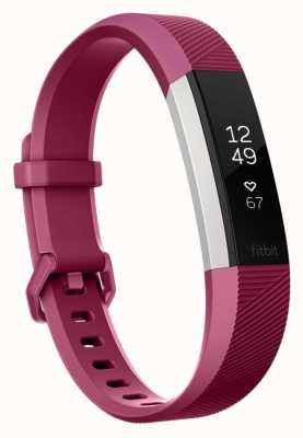 Fitbit ALTA HR - Fuchsia, Small FB408SPMS-EU