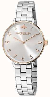 Morellato Womens Ninfa Rose Gold Detail Watch R0153141504