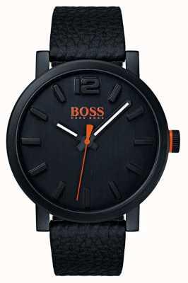 Hugo Boss Orange Mens Bilbao Watch In Black 1550038