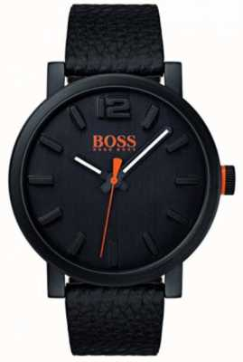 Hugo Boss Orange Mens Bilbao Watch In Black 1550038