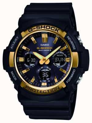Casio Men's G-Shock Waveceptor Alarm Chrono GAW-100G-1AER