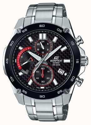 Casio Edifice Carbon Fibre Chronograph Stainless Steel EFR-557CDB-1AVUEF