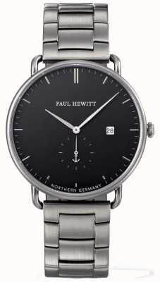 Paul Hewitt Mens Grand Atlantic Stainless Steel Bracelet PH-TGA-GM-B-4M